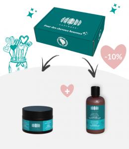 Box Saint-Valentin Produits Coiffants