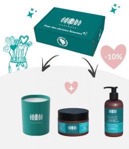 Box Saint-Valentin Produits de lavage